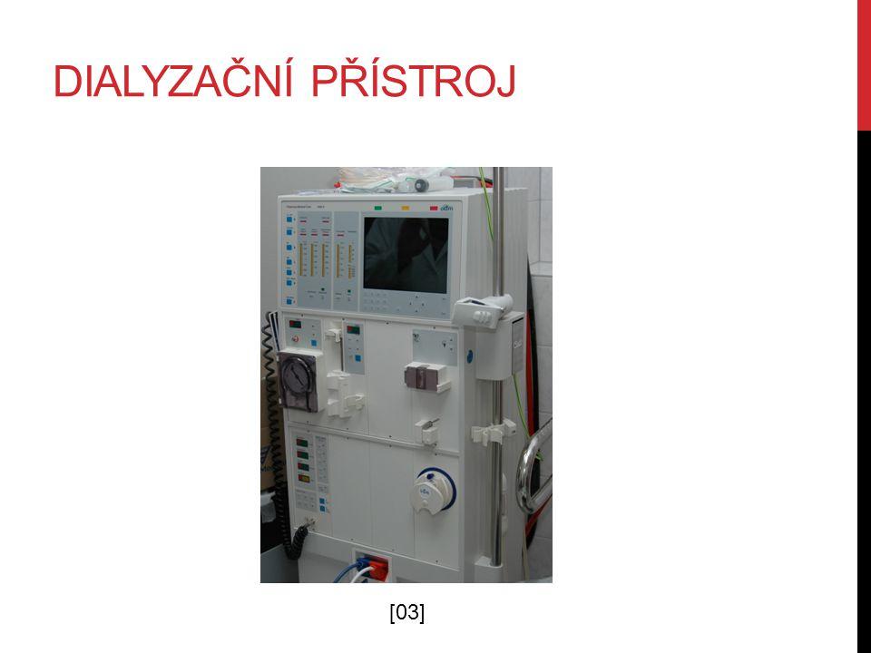Dialyzační přístroj [03]